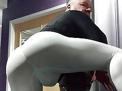 My gym booty