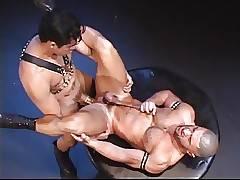 Francois Sagat and Rafael Alencar (Instinct)