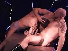 Erik Hunter, Brock Hatcher, and Hank Dutch (Erotikus)