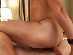 Blonde perfection ride it and gets cum in him