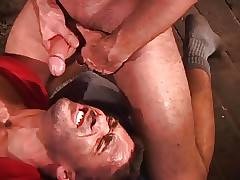 Tim Towers and Ken Mack (Manhole)