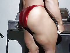SHINY RED POSERS (1)