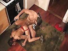 Alexsander Freitas and Draven Torres (Brutal. Part 1)