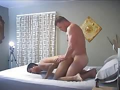 Thomas Bjorn & Mario Rodriguez Fucking