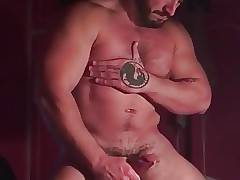 Steve Raider Jerk Off & Cum