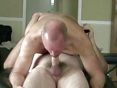 Ronnie and Friend, Homosexual Sucking and Fucking