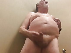 Playing in Dressing Room
