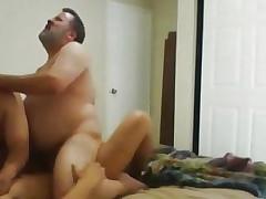 chub daddy fucks and sucks