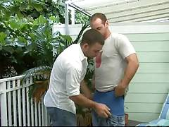 My Brother's Hot Friend - Girth Brooks & Parker Perry
