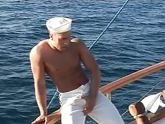 Sailor With Beatiful Cock