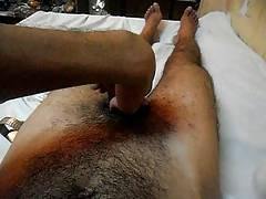 me masturbuting