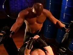 Erik & Ken in Leather
