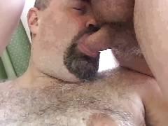 Perfect Stocky Bear Sex