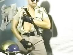 Motorcycle Cop Solo