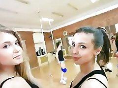 дочурки и танцульки