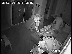 инцест матери и сына на скрытой камере