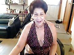 моя бабуля мастурбирует