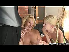 MILF Incest Sex