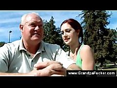 Grandfather Incest Stories