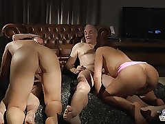 Group Sex Incest Porn