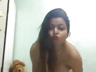 Indian Nubile doll Stripshow