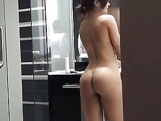 Indian sext steamy wifey displaying  naked  ravaged  and wailing