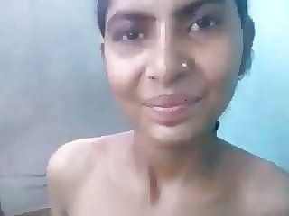 Desi village girl with no answer while having fuck-a-thon