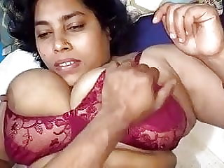 Desi Bangla Large Udders Bhabhi fucking with devar mms fucky-fucky