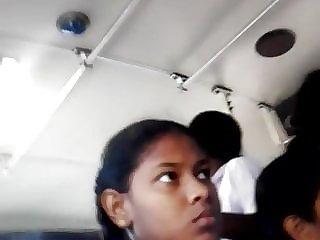 Sri lankan college gal upskirt