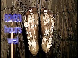 Bianca's moist soles part 13