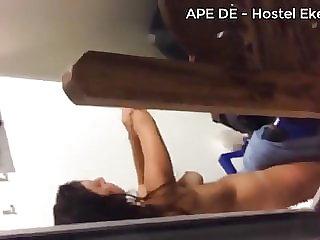 Sri lankan hidden webcam in hostel