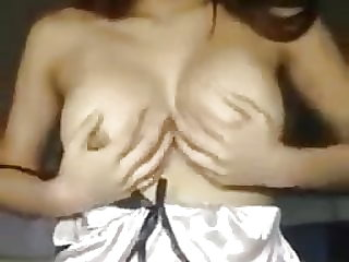 Super-sexy Indian Damsel Undressing