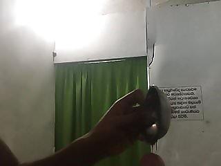 Srilankan Teenage Spa woman Chani