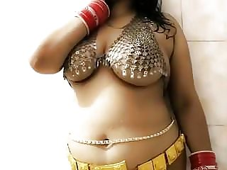 super-naughty bengali wifey sensuous bathing flashing asset