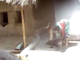Bengali buxom Purnima Boudi bathing molten asset