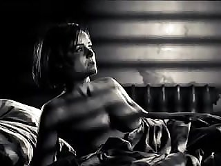 Bare movie celebs Carla Gugino bare Sin City (2005)