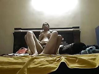 Boning with Office Playmate in Motel