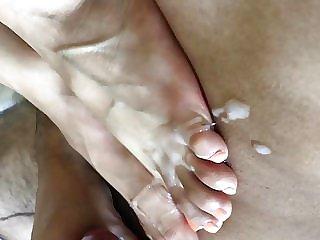 Yam-sized tasty popshot on wonderful soles