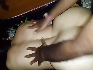 Bodacious Desi Girl Rearend Orgy