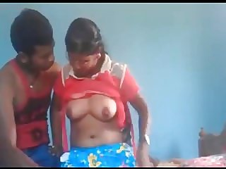 Ultra-kinky desi north indian duo poking blue film fashion