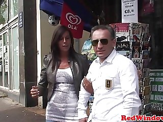 Indian euro callgirl pussyfucks before pop-shot