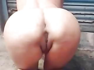 Desi  cooter and arse