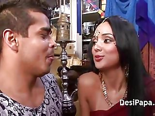 Indian Superstar With Her Bf Throating Penetrating In HD Por