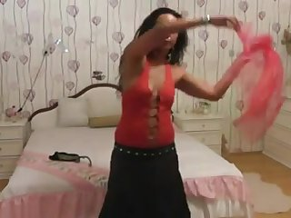 My fantastic belly-dance flick