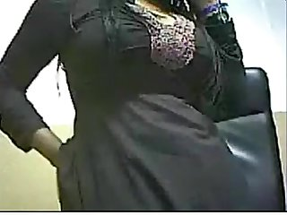 Cool desi Mamta on webcam