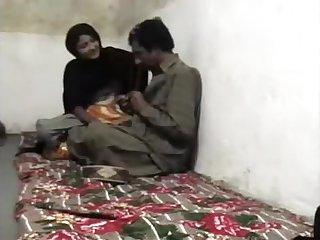 Pakistani Pair having fucky-fucky in their village