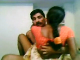 Telugu Aunty Fucky-fucky with spouse