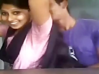 Superhot Indian school collegegirl romance