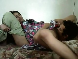 Insane amateur record with indian, wife, duo scenes