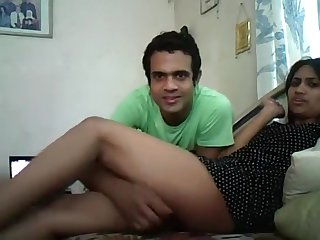 Best unexperienced record with indian, shaved, webcam, college, couple, fingerblasting vignettes
